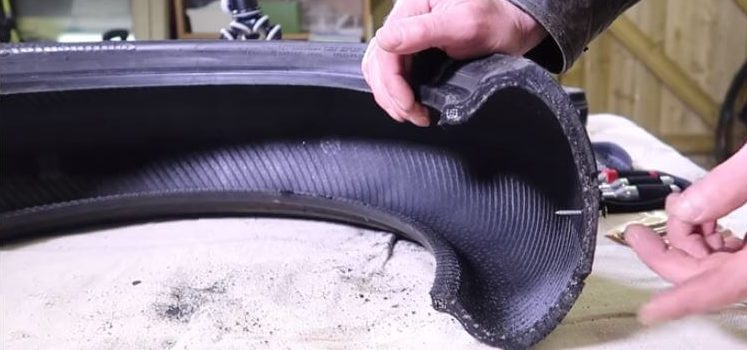 Motorcycle Puncture Repair Kit