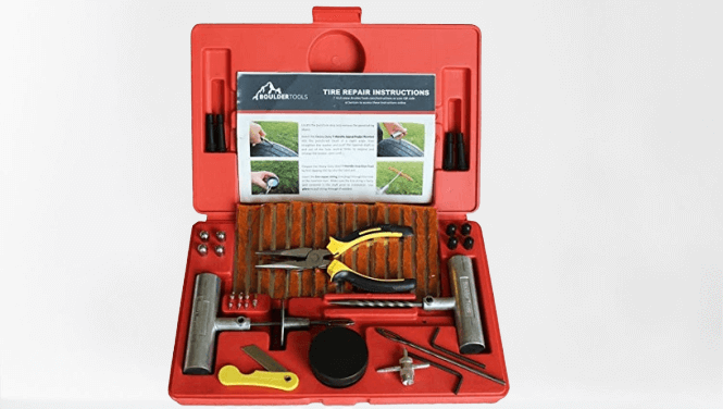 Best Motorcycle Tire Repair kit