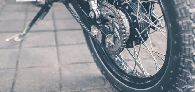 When To Replace Motorcycle Chain