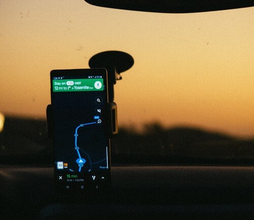 How Does a GPS Receiver Work when on Motorcycle